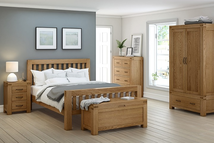 Creswell Bedroom Collection