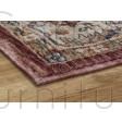 "Alhambra Traditional Rug - 6549a red/red - Size 133 x 195 cm (4'4"" x 6'5"")"