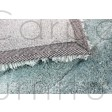 "Verge Furrow Duck Egg Rug - Size 120 x 170 cm (4' x 5'7"")"