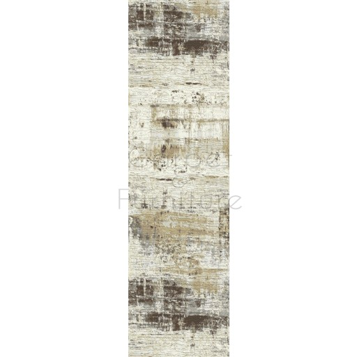 Galleria Rug - Abstract Natural 63378 6282 - Size Runner 67 x 230 cm