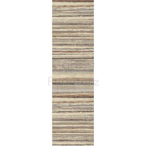 Galleria Rug - Stripe Multi 79164 4848 - Size Runner 67 x 230 cm