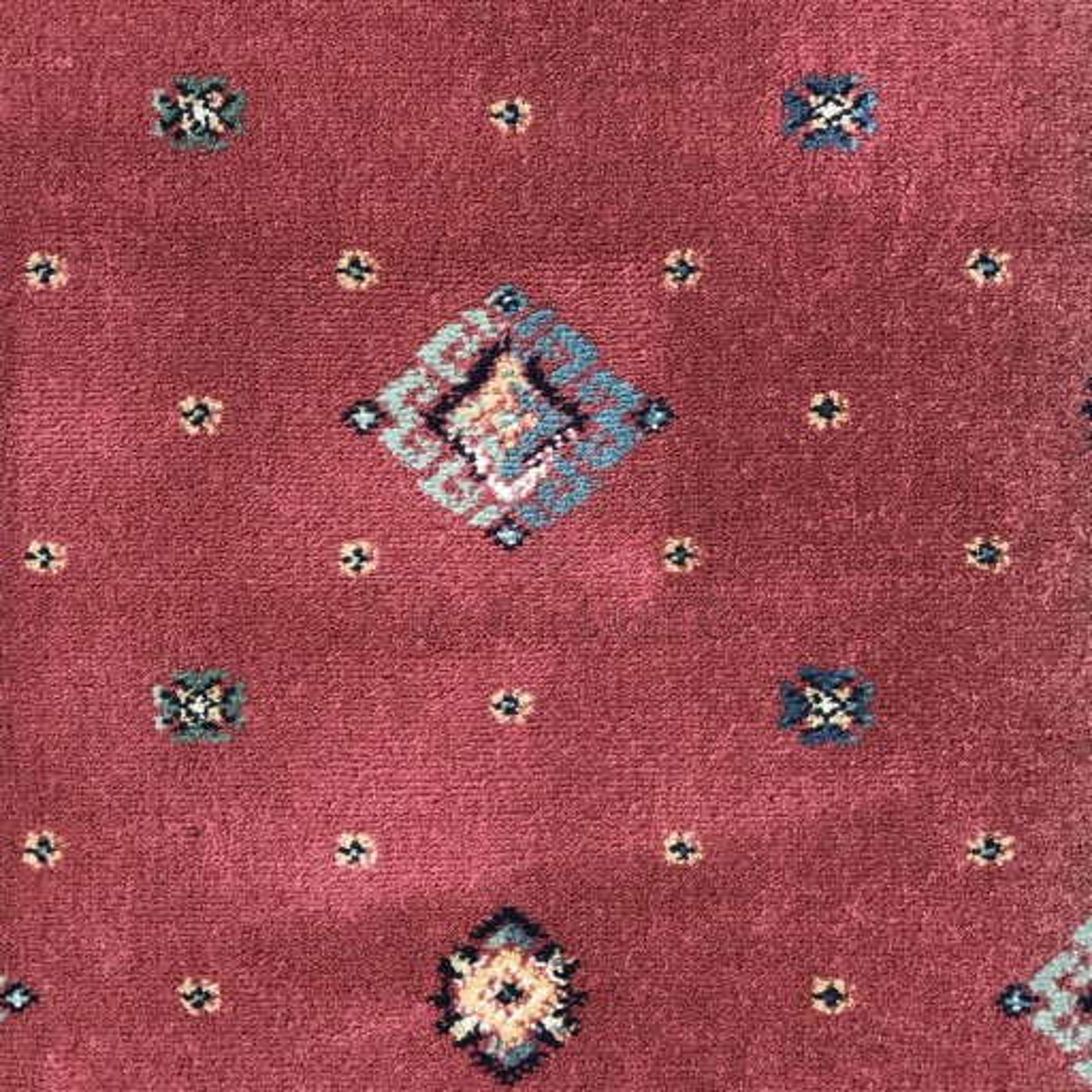 Motif Wilton Carpet - 345 x 366 cm