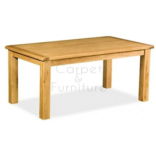 Winchester Fixed Dining Table 4-6 People