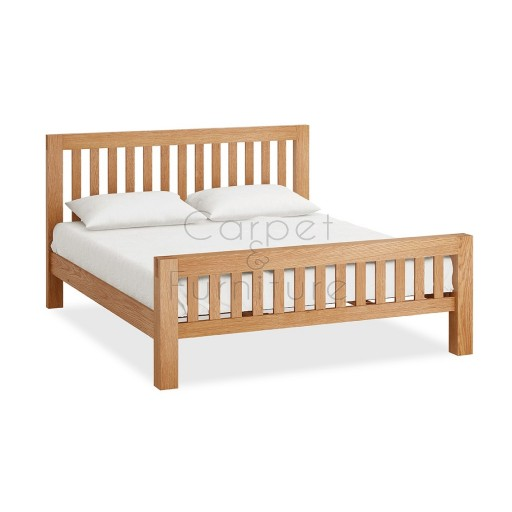 Creswell Super King Bed (Mattress Not Included)