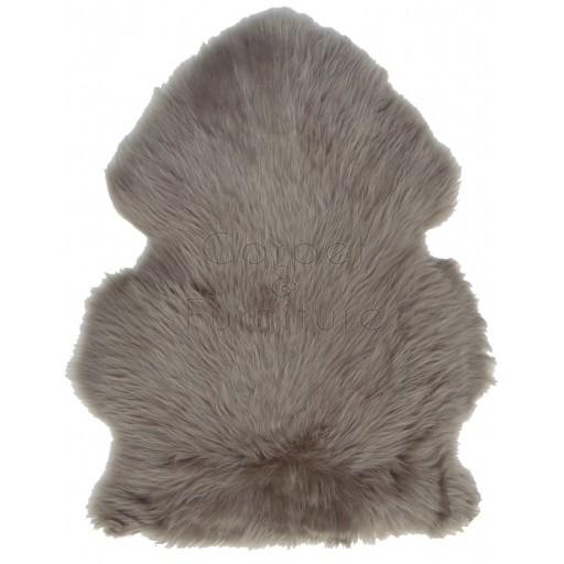 British Sheepskin Rug  - Otter-Quad Skin