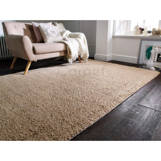 "Sherwood Darwin Wool Rug - Natural - Size 120 x 170 cm (4' x 5'7"")"