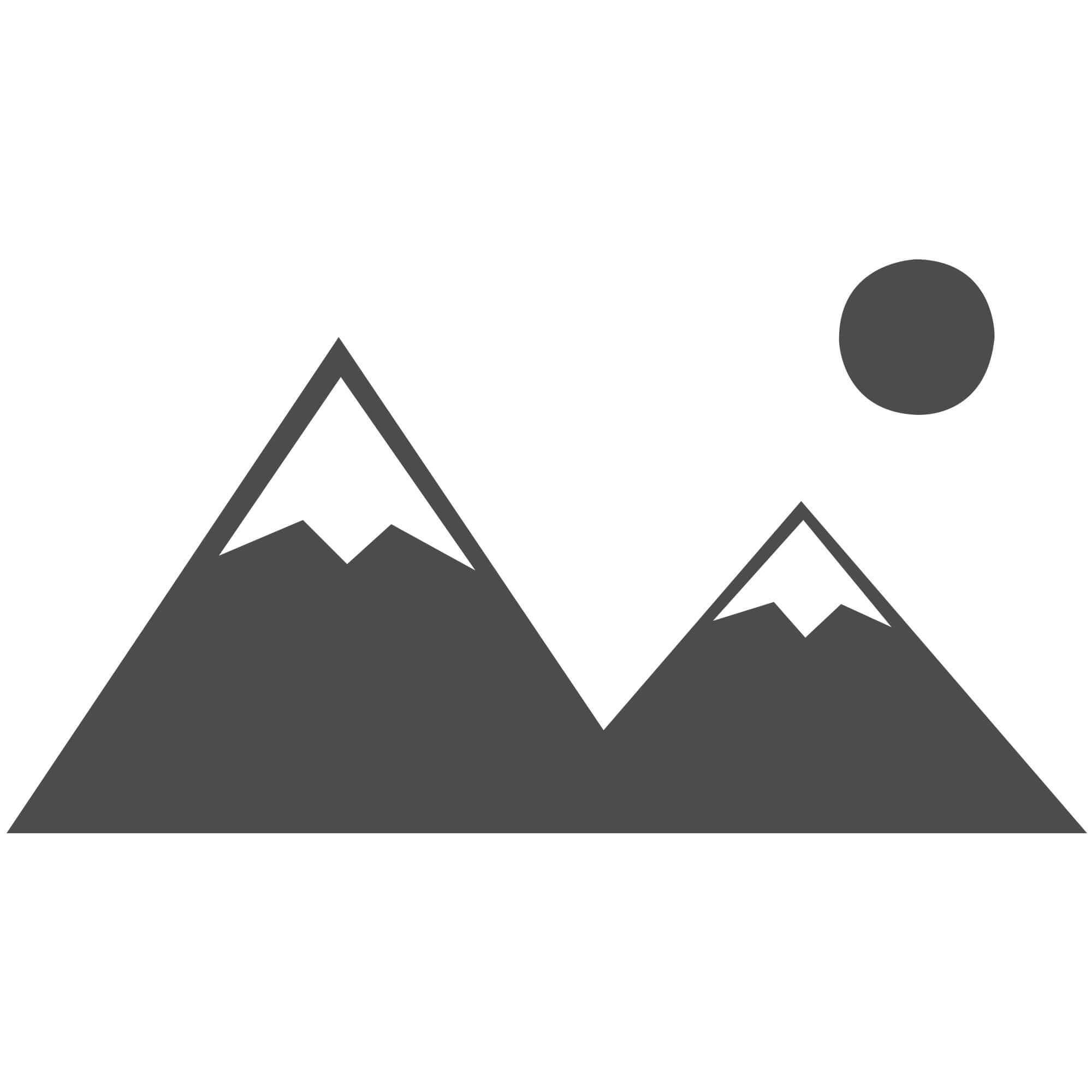 "Velvet Droplet Rug - Black Grey - Size 80 x 150 cm (2'8"" x 5')"