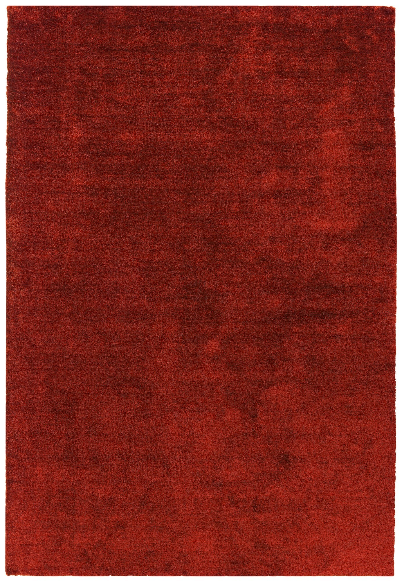 Rug - Red - Size 120 x 170 cm (4' x 5'7