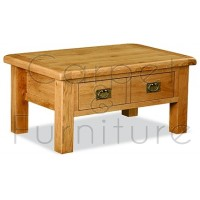Winchester Coffee Table with Drawer