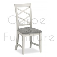 York Cross Back Dining Chair