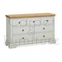 York Chest 3 over 4 Drawers