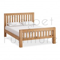 Creswell King Bed (Mattress Not Included)