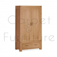 Creswell Double Wardrobe