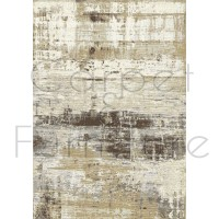 "Galleria Rug - Abstract Natural 63378 6282 - Size 120 x 170 cm (4' x 5'7"")"
