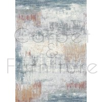 "Galleria Rug - Abstract Multi 63393 6656 - Size 160 x 230 cm (5'3"" x 7'7"")"