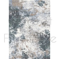 """Galleria Rug - Abstract Multi 63395 7656 - Size 160 x 230 cm (5'3"""" x 7'7"""")"""