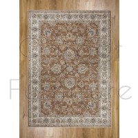"""Alhambra Traditional Rug - 6992a rose/beige - Size 133 x 195 cm (4'4"""" x 6'5"""")"""