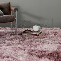 "Cascade Shaggy Rug - Heather - Size 65 x 135 cm (2'2"" x 4'5"")"