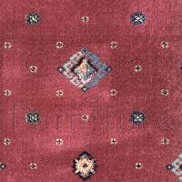 Motif Wilton Carpet - 345 x 366 cm - Fitting: Fitted