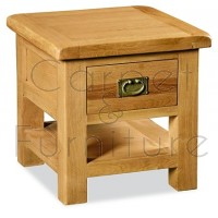 Winchester Lamp Table with Drawer
