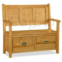 Winchester Monk Bench