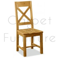 Winchester Cross Back Dining Chair