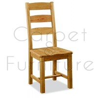 Winchester Slatted Dining Chair
