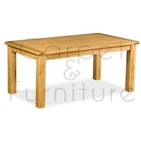 Winchester Fixed Dining Table 6 People