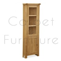 Winchester Corner Display Cabinet