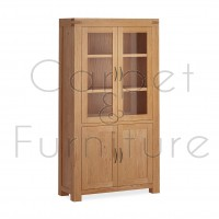 Creswell Display Cabinet