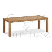 Creswell Large Extendable Dining Table