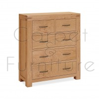 Creswell Chest 2 over 3 Drawers