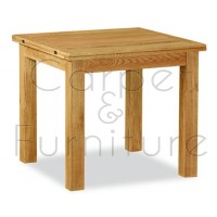 Winchester Petite Square Extendable Dining Table