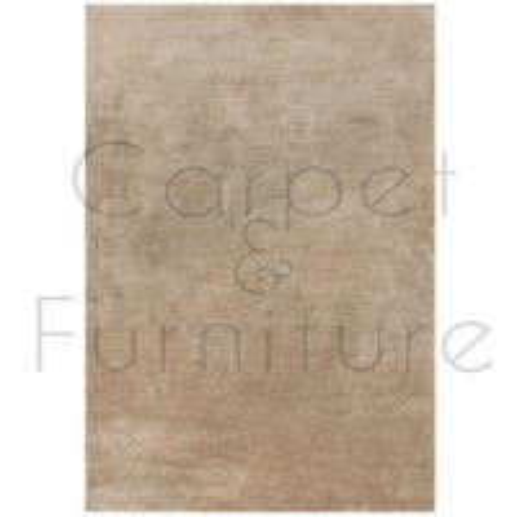 "Milo Soft Plain Rug - Sand - Size 120 x 170 cm (4' x 5'7"")"