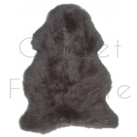 British Sheepskin Rug  - Mink Brown-Sexto Skin