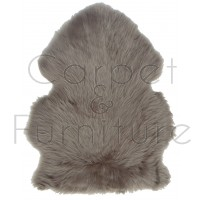 British Sheepskin Rug  - Otter-Treble Skin
