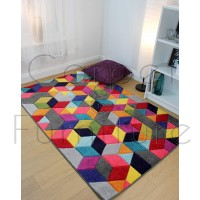 "Spectrum Dynamic Multi Rug - Size 80 x 150 cm (2'8"" x 5')"