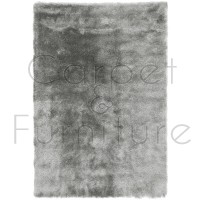 "Whisper Shaggy Rug - Tungsten Grey - Size 65 x 135 cm (2'2"" x 4'5"")"